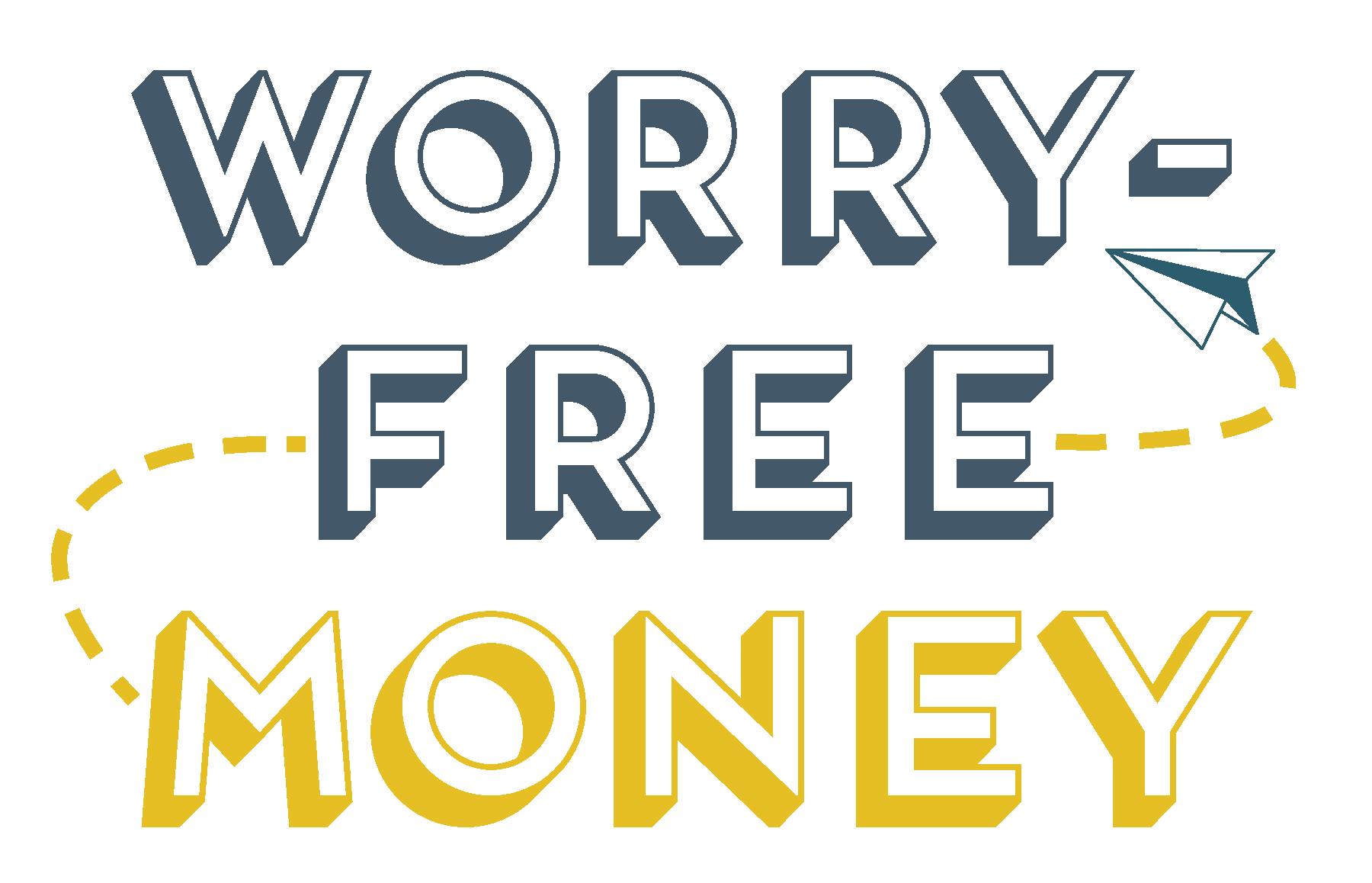 Worry Free Money Book