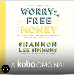 Worry Free Money Book | Shannon Lee Simmons
